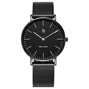 Zegarek Paul Rich Monaco Black Mesh
