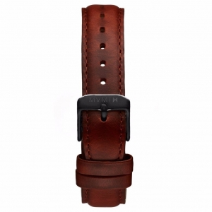 Pasek MVMT Boulevard - 18mm Natural Leather