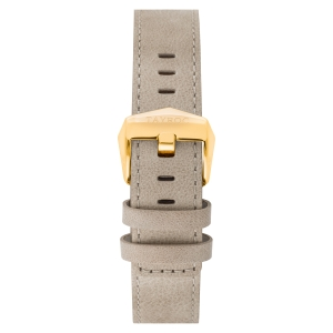 Pasek Tayroc Sand Leather/Buckle